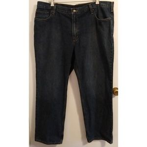 Carhartt Jeans - Carhartt Relaxed Fit Mens Jeans 42/30
